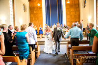 Penn State Eisenhower Chapel wedding