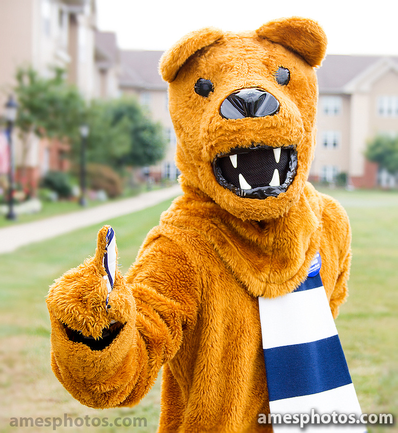 Penn State Nittany Lion Mascot