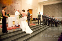 Pasquerilla Spiritual Center Wedding