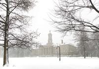Penn State Old Main, February 2014