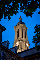 Old Main at Night, May 2015 - bell tower