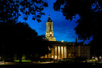 Old Main at Night, May 2015 9:00