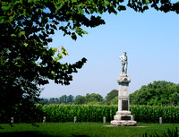 Monument at Monocacy National Battlefield Park