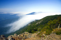 Fog over Stony Man Mountain, SNP