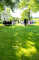 Brookmere Winery, outdoor summer wedding
