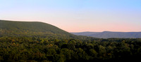 Mount Nittany in the evening
