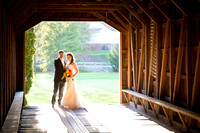 Centre Hills Country Club wedding