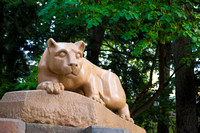 Nittany Lion Shrine close up