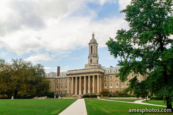 Penn State Old Main 2013