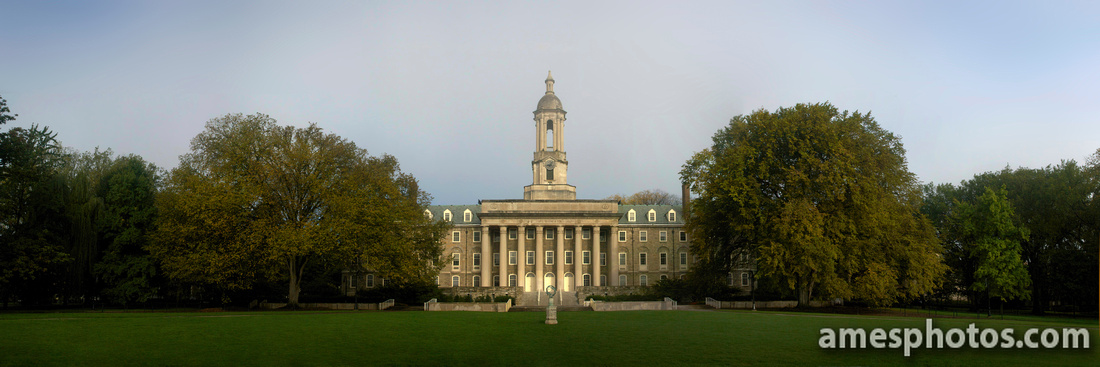 Old Main Panorama