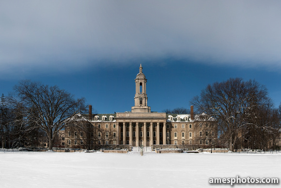 Old Main, Winter Perfection