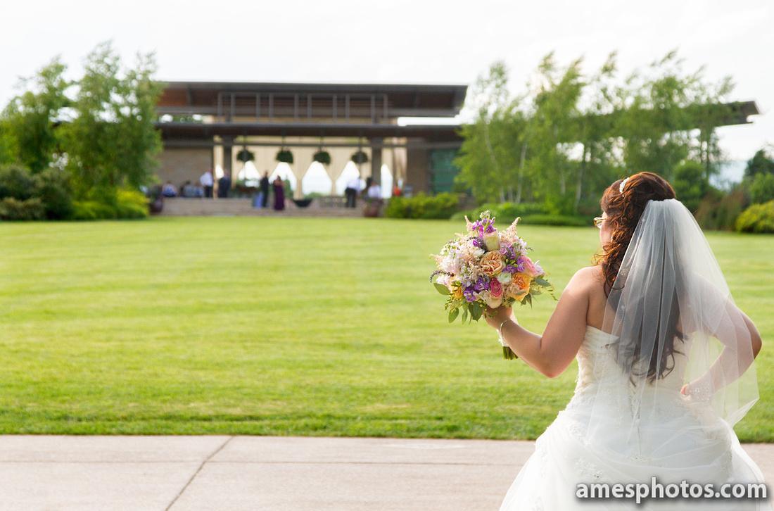 Penn State Arboretum Bridal Bouquet