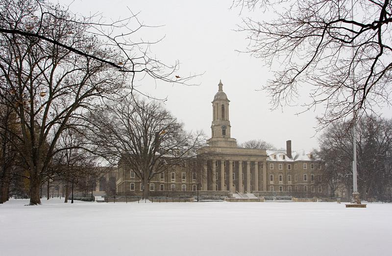 Penn State Wedding Gifts: Penn State Christmas Cards
