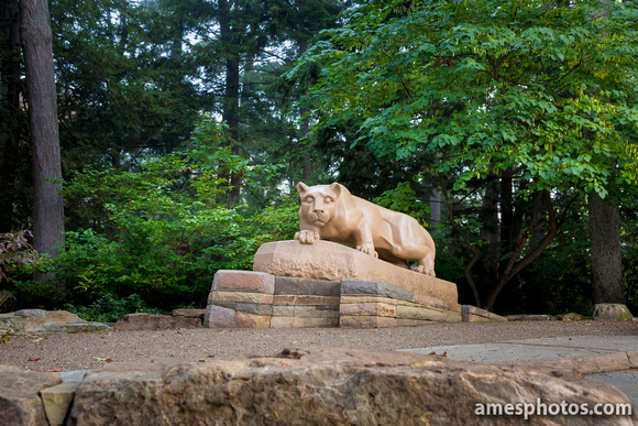 Nittany Lion Shrine - September 2014