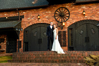 Wedding at The Barn at Madison