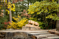 Nittany Lion Shrine, November 2017
